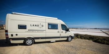fourgon camping car Lando
